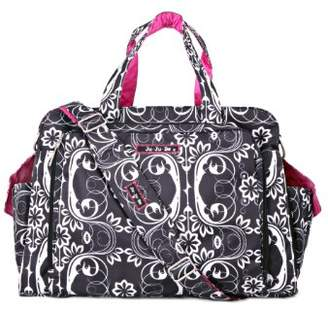 Ju-Ju-Be Be Prepared Diaper Bag with Tote Handles (Shadow Waltz)