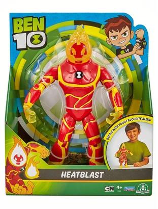 Ben 10 Super Deluxe Fig Heatblast