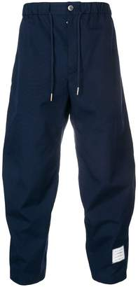 Thom Browne Articulated Double-Pocket Trouser