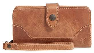 Frye Melissa Leather Phone Wallet - Up to iPhone 7