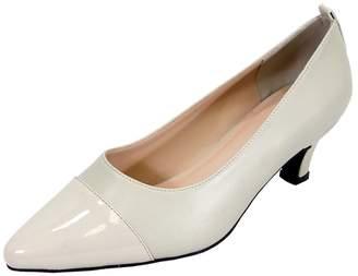 8fc3a18e591a Peerage Arlene Women Extra Wide Width Dress Shoes 10