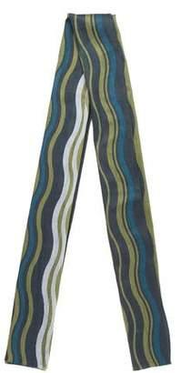 Missoni Wool & Silk Stripe Scarf