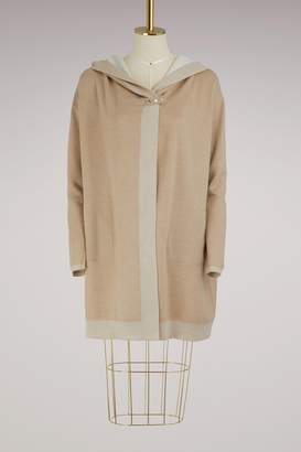 Maison Ullens Hooded traveler jacket
