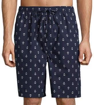 STAFFORD Stafford Men's Poplin Pajama Shorts