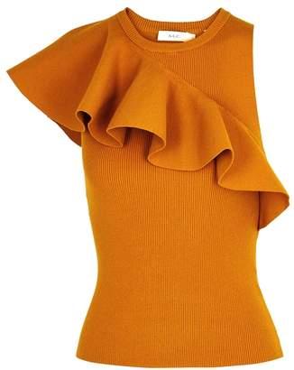 A.L.C. Malia Burnt Orange Stretch