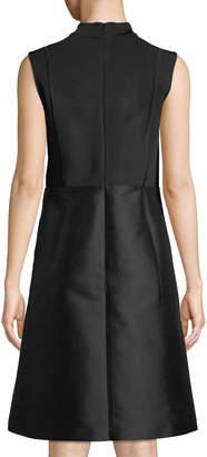 Lafayette 148 New York Indra Knit-Top A-Line Dress