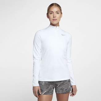 Nike Dri-FIT Women's Half-Zip Golf Top