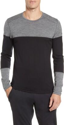 Icebreaker 200 Oasis Deluxe Long Sleeve Merino Wool Base Layer T-Shirt