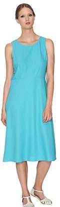 PepaLoves Pepa Loves Women's A-Line Sleeveless Dress, Blue