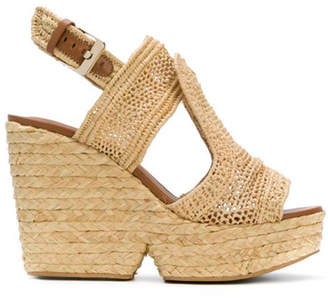 Robert Clergerie Dypaille Wedge Sandal
