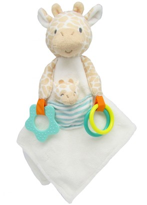 Carter's Baby Giraffe Teether Activity Blanket
