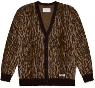 Mohair Cardigan Knit