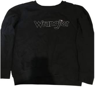 Wrangler Black Cotton Knitwear for Women