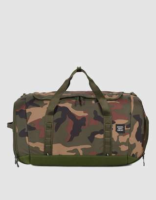 Herschel Large Gorge Bag in Camo