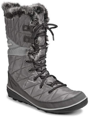 Columbia Heavenly Lace-Up Boots