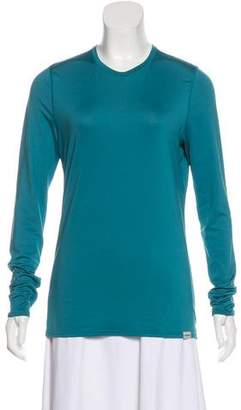 Patagonia Scoop Neck Long Sleeve Top