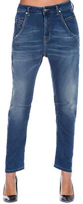Diesel Fayza-Ne Sweat Denim Jeans
