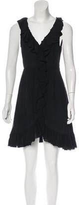 Marc by Marc Jacobs Ruffled Mini Dress