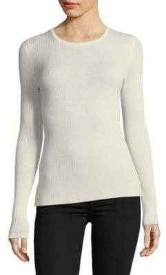 Theory Super Lightweight Wool Sweater
