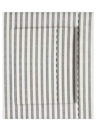 Splendid HOME DECOR Ticking Stripe Cotton Percale Sheet Set