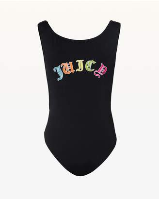 Juicy Couture Juicy One Piece Swimsuit