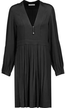 Etoile Isabel Marant Neil Pleated Crepe Dress