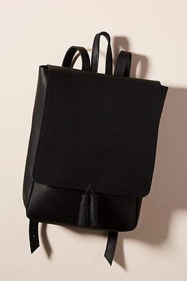 Boutonne Rucksack Foldover Backpack