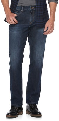 Apt. 9 Big & Tall Premier Flex Straight-Fit Stretch Jeans