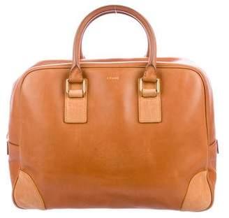 Celine Large Bowling Bag