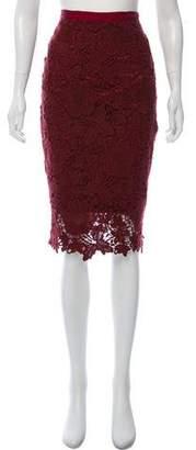 Elizabeth and James Garret Knee-Length Skirt w/ Tags