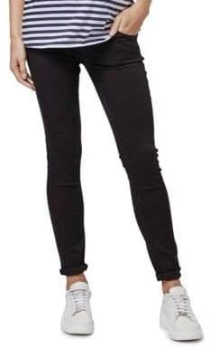 Topshop MATERNITY MOTO Leigh Skinny Jeans 32 Inch Leg