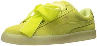 Puma Women's Suede Heart Reset WN's Fashion Sneaker