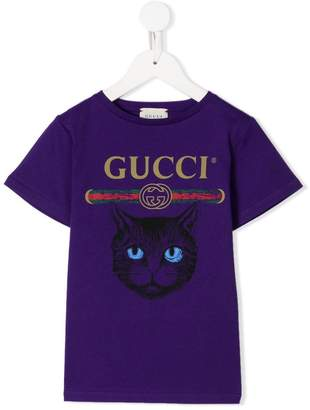 Gucci Kids printed T-shirt