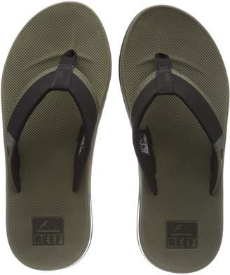 Reef Men's Fanning 2.0 Thong Sandal 11 M US