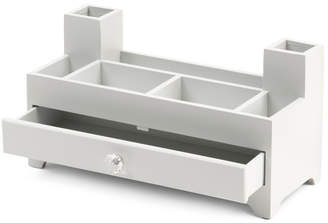 Wooden Beauty Storage With Drawer