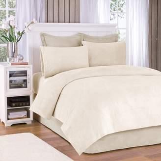 True North By Sleep Philosophy Comfort Classics Soloft Plush Solid Micro Raschel Bedding Sheet Set