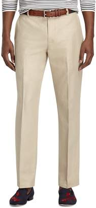 Brooks Brothers Milano Fit Linen and Cotton Pants