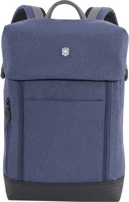 Victorinox Altmont Classic Deluxe Flapover Blue Backpack