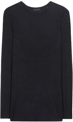 ATM Anthony Thomas Melillo Long-sleeved ribbed top
