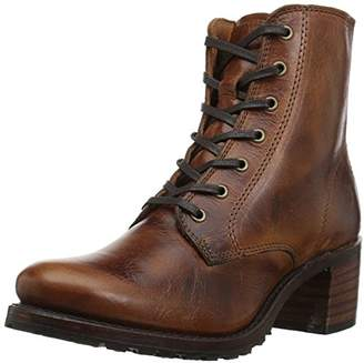 Frye Women's Sabrina 6g Lace up Boot