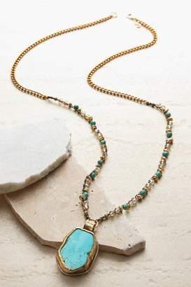 Soft Surroundings OK Turquoise Necklace