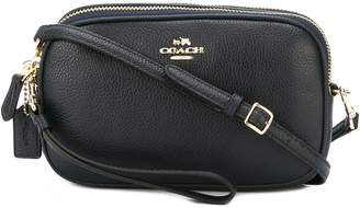 Coach top zip crossbody bag