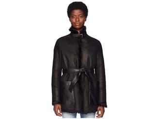 Belstaff Borrowdale Shearling Toscana Reversible Jacket