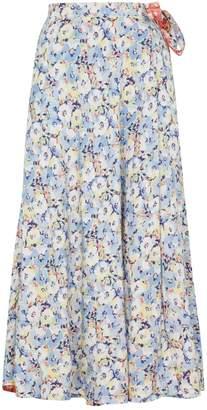 Ralph Lauren Reversible Floral Skirt