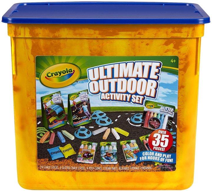 Crayola Ultimate Outdoor Activity Set