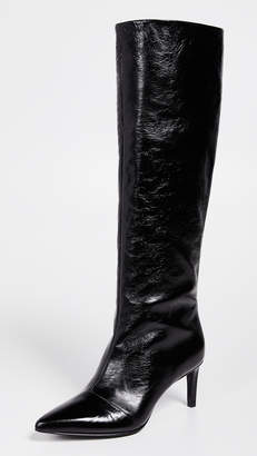 e174f15fdb1b Knee High Boots With Stiletto Heel - ShopStyle Canada