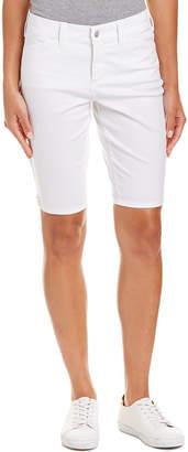 NYDJ Petite Christy Optic White Short