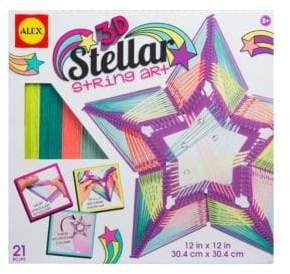 Alex 3D Stellar String Art