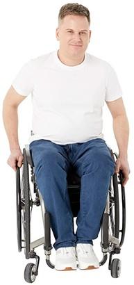 IZ Adaptive Seated Jeans Elastic Waist