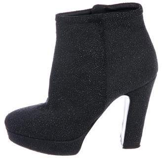 Barneys New York Barney's New York Platform Ankle Boots